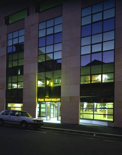 Parking LPA - Berthelot