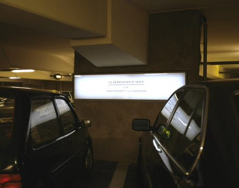 Parking LPA - Gare Part-Dieu