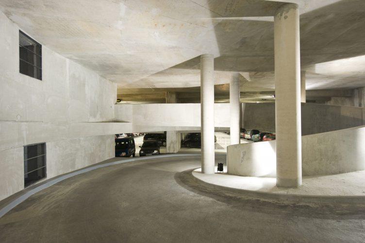 Parking LPA - Tony Garnier