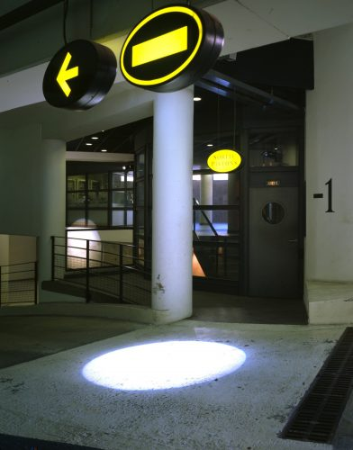 Parking LPA - Croix-Rousse