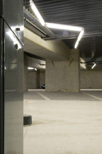 Parking LPA - Morand