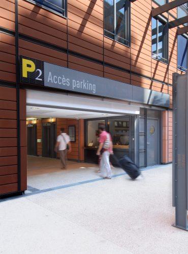 Parking LPA - Cité Internationale P2
